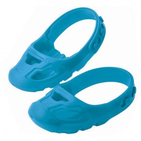 BIG Detské chrániče na topánky - modré
