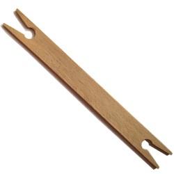 Drevený člnok ku krosnám - malým 24,5 cm