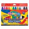 Colorino Kids Twist-Up farebné mäkké voskovky 12 ks