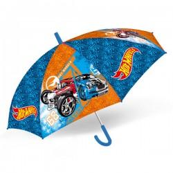 Detský dáždnik - Hot Wheels
