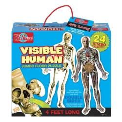T.S. Shure Jumbo obrovské puzzle - Ľudské telo