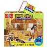 T.S. Shure Jumbo obrovské puzzle - Stajňa s koňmi