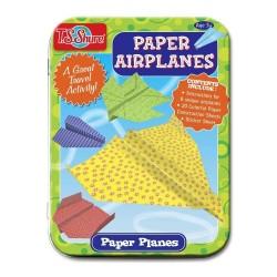 T.S. Shure Kreatívny set v plechovej krabičke - papierové lietadlo