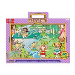 T.S. Shure magnetické puzzle 45ks-ové - Víly