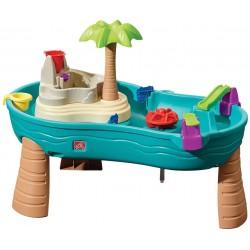 STEP2 Detský stolík na vodu Tropický ostrov