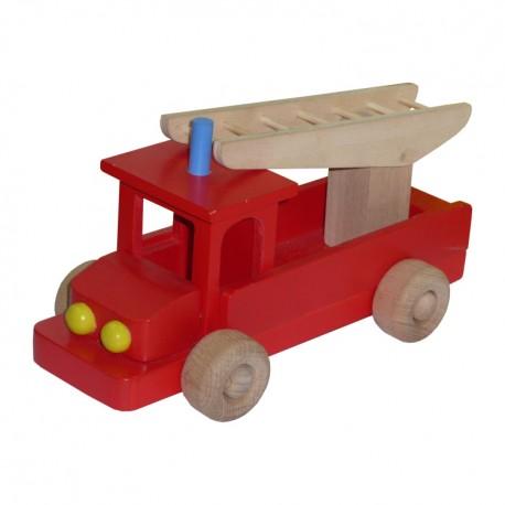 IMP-EX Drevené autíčko - hasičské