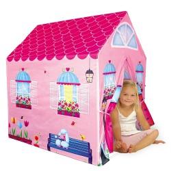 IPLAY Detský stan na hranie Girl House