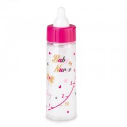 SMOBY Baby Nurse fľaška pre bábiku s ubúdajúcim mliekom
