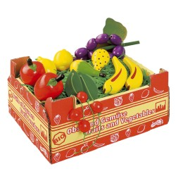 Legler Detská prepravka s ovocím