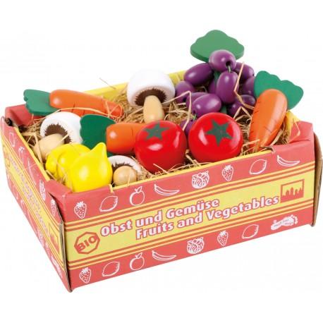 Legler Detská prepravka so zeleninou