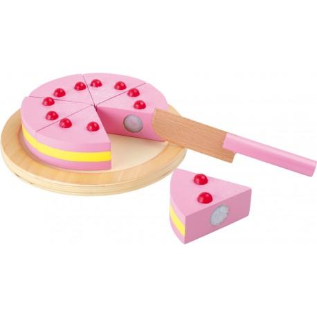 Legler Drevená tortička na krájanie