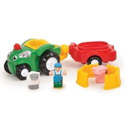 WOW Bernie traktor