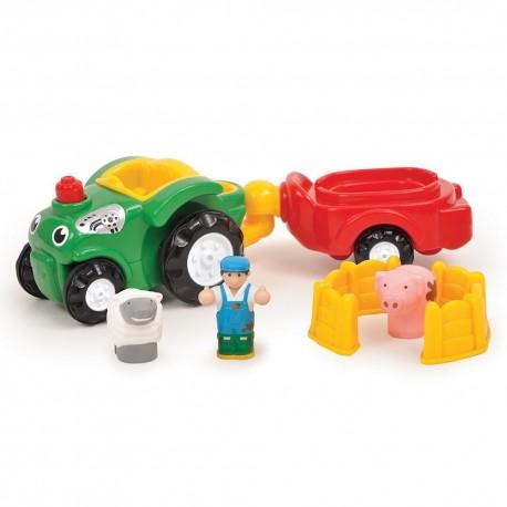 WOW - Bernie traktor