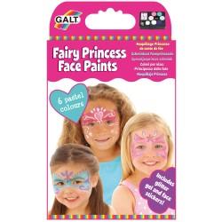 GALT Farby na tvár - malý set - pastelové farby