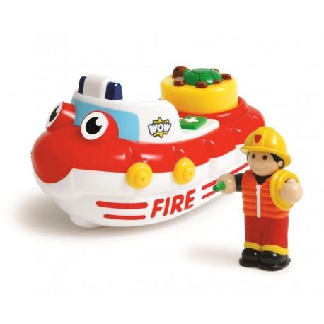 WOW - Felix požiarnicky čln