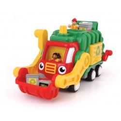 WOW Fred smetiarske auto