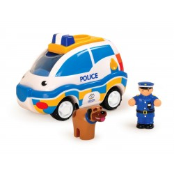 WOW Charlie policajné auto