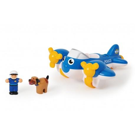 WOW - Pete policajné lietadlo