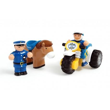 WOW - Policajná hliadka