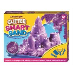 Smart Sand špeciálny piesok na modelovanie Glitter - s trblietkami