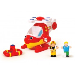 WOW - Rory hasičská helikoptéra