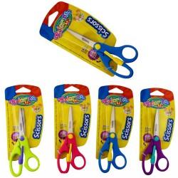 Colorino Kids nožnice pre deti - modré