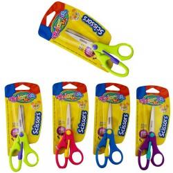Colorino Kids nožnice pre deti - zelené