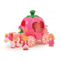 WOW - Pippa princezná a jej kočiar
