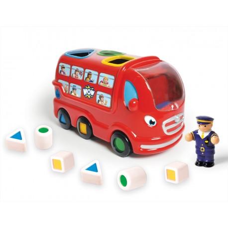 WOW Leo anglický autobus