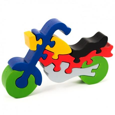 Puzzo 3D puzzle - motorka