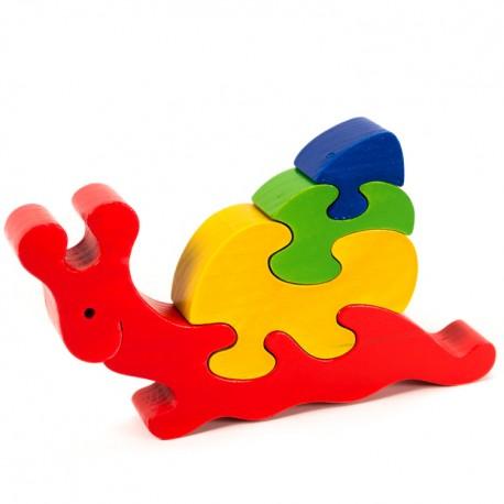 Puzzo 3D puzzle - slimák