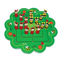 IMP-EX Drevený mlyn - lienky a včielky
