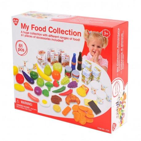Detský set potravín PLAY GO