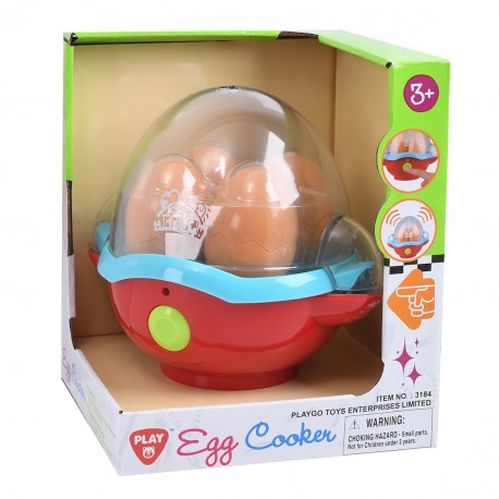 PLAY GO Detský varič na vajíčka
