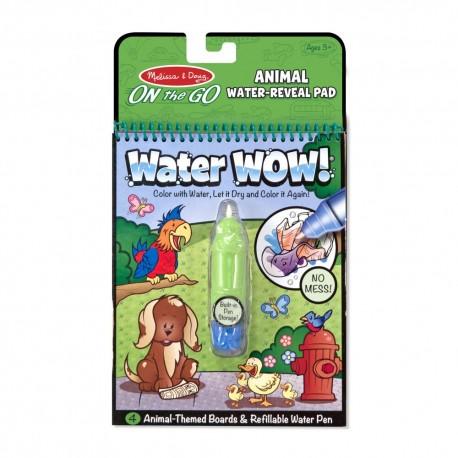 Magický štetec – Zvieratká – Water WOW