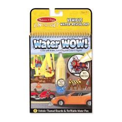 Magický štetec – Vozidlá – Water WOW