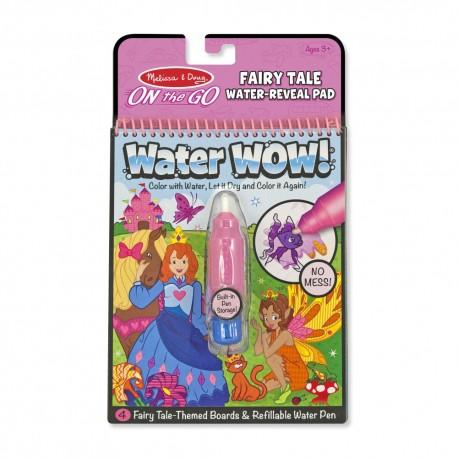 Magický štetec – Rozprávkové postavičky – Water WOW