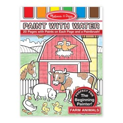 Melissa & Doug Maľovanie s vodou - FARMA
