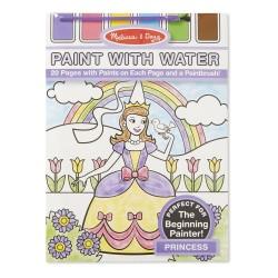 Melissa & Doug Maľovanie s vodou - Princezná