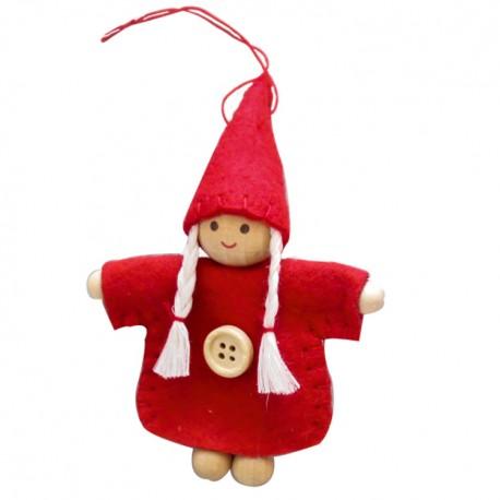Ozdoby na vianočný stromček - zvonček