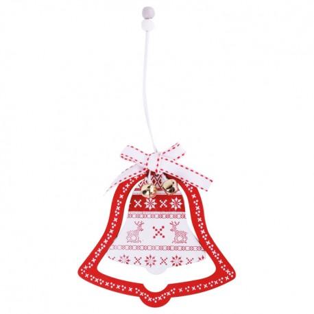 Ozdoba na vianočný stromček - zvonček