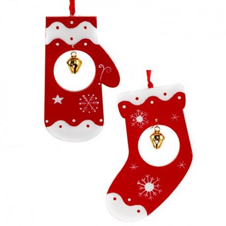 Ozdoby na vianočný stromček 2 ks