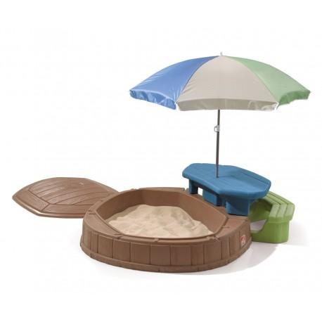 STEP2 - pieskovisko s piknikovým stolíkom