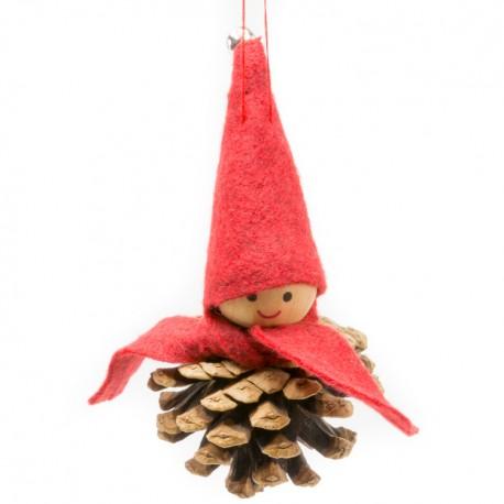Ozdoba na vianočný stromček - chlapček