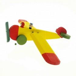 Závesná dekorácia - lietadlo