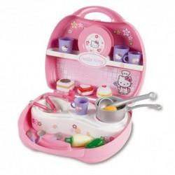 SMOBY Prenosná detská kuchynka Hello Kitty
