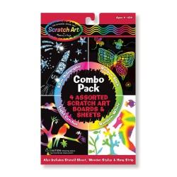 Škrabacie obrázky - Combo Pack