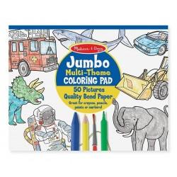 Jumbo detská omaľovánka – Melissa & Doug