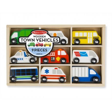 Mestské vozidlá