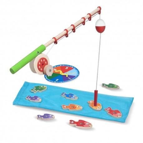 Magnetické rybárska sada